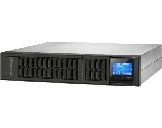 PowerWalker UPS ON-LINE 2000VA 4X IEC OUT, USB/RS-232, LCD, RACK19''/TOWER