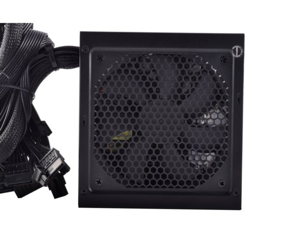 XFX Core XT 600W (80+ Bronze, 2xPEG, 120mm, Single Rail)