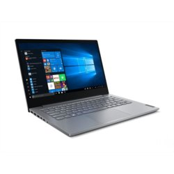 Lenovo Laptop ThinkBook 14-IIL 20SL000NPB W10Pro i5-1035G1/16GB/512GB/INT/14.0 FHD/Mineral Grey