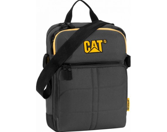 Cat Torba na tablet Millennial Ultimate Protect Charlie, czarna/antracyt
