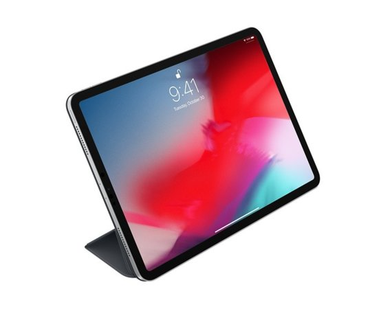 Apple Etui Smart Folio do 11 iPad Pro - grafitowe