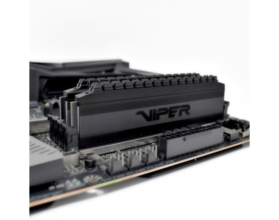 Patriot DDR4 Viper 4 Blackout 8GB/3000(2*4GB) Black CL16