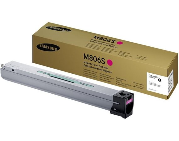 HP Inc. Samsung CLT-M806S Magenta Toner Cartridge