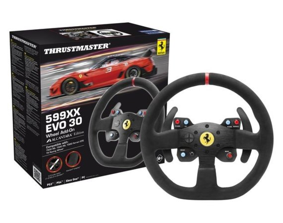 Thrustmaster Kierownica F599XX EVO 30 Wheel Add-on