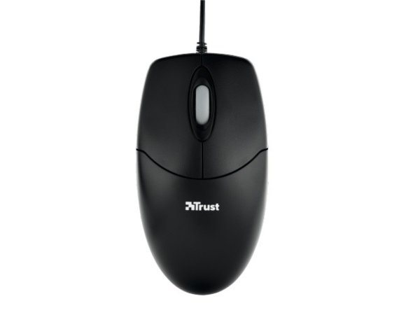 Trust Optical Mouse - black