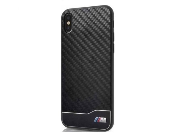 BMW Hardcase BMHCPXMDCB iPhone X czarny carbon