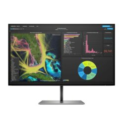 HP Inc. Monitor Z27k G3 4K Display USB-C  1B9T0AA