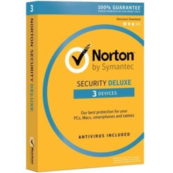 Norton Norton Security 3.0 DELUX PL CARD 1U 3Dvc 1Y 21357598