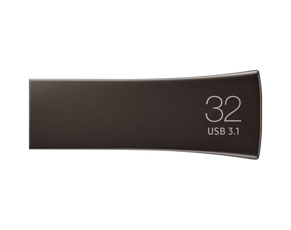 Samsung BAR Plus USB3.1  32 GB Titan Gray