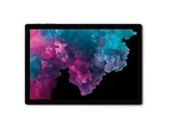 Microsoft Surface Pro 6 Black 256GB/i7-8650U/8GB/12.3 Commercial LQH-00019