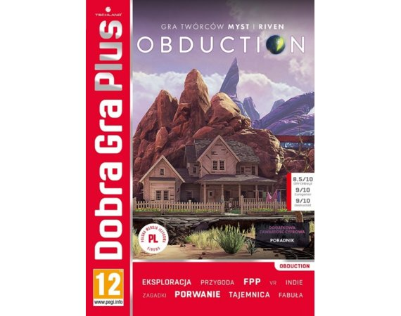 Techland Gra PC SDGP Obduction
