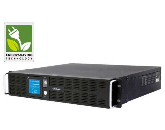 Cyber Power PR1500ELCDRTXL2U 1125W/LCD/4ms/ES/XL