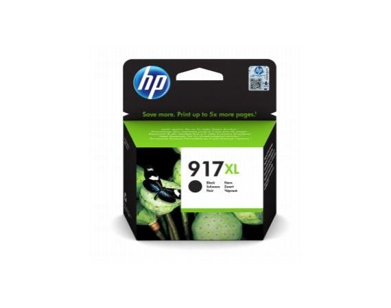 HP Inc. Tusz 917XL Black Ink 3YL85AE