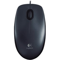 Logitech M100 Grey Mouse         910-005003