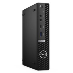 Dell Komputer Optiplex 5080 MFF/Core i5-10500T/8GB/256GB SSD/Integrated/WLAN + BT/Kb/Mouse/W10Pro
