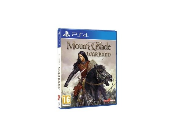 Techland Mount and Blade Warband PS4