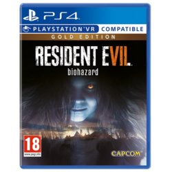Cenega Gra PS4 Resident Evil 7 Biohazard Gold Edition