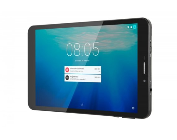 Kruger & Matz  TABLET EAGLE 805.1 LTE ANDROID 7 8GB CZARNY