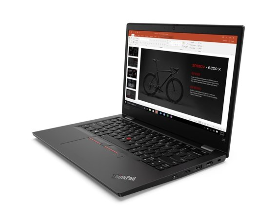 Lenovo Laptop ThinkPad L13 20R30008PB W10Pro i5-10210U/8GB/512GB/INT/13.3 FHD/Black/1YR CI