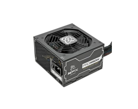 XFX Core TS 450W (80+ Bronze, 120mm, Single Rail)