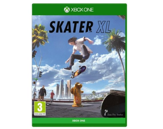 KOCH Gra XOne Skater XL The Ultimate Skateboarding