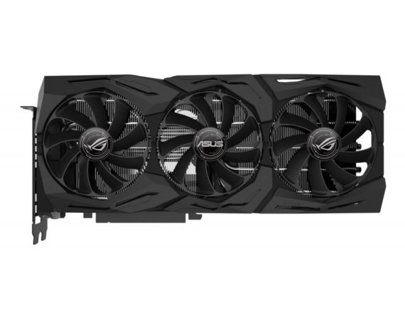 Asus Karta graficzna GeForce RTX 2080 ROG STRIX 8GB DDR6 256bit 2HDMI/2DP/USB c