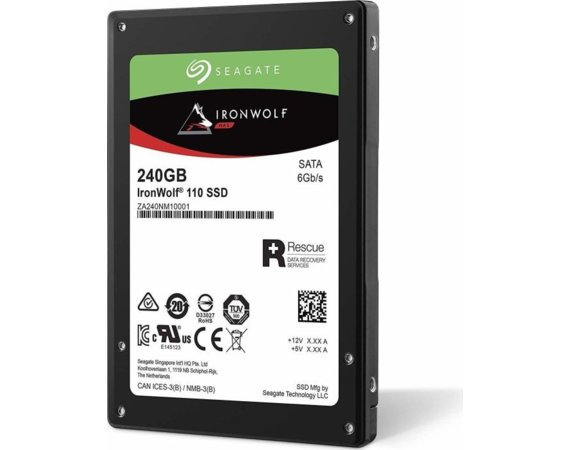 Seagate Dysk IronWolf SSD 240GB ZA240NM10001