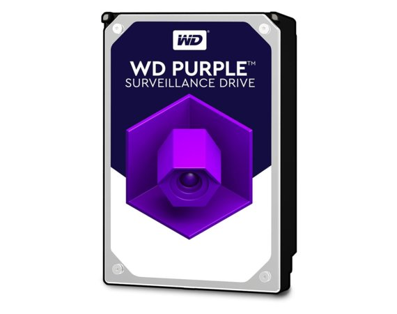 Western Digital Purple 8TB 3,5'' 256MB SATAIII/5400rpm
