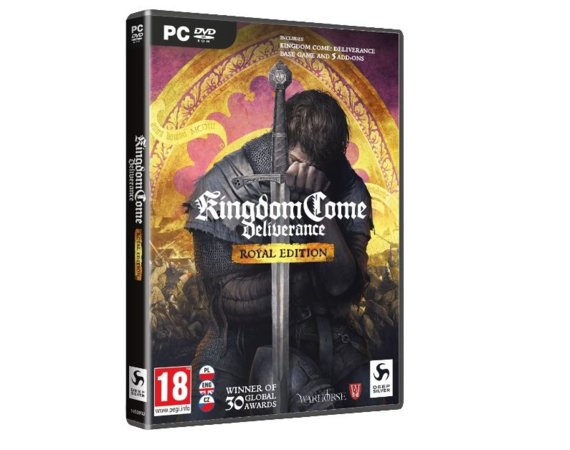 KOCH Gra PC Kingdom Come Deliverance Royal Ed.