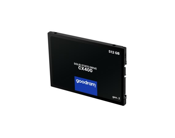 GOODRAM Dysk SSD CX400-G2 512GB  SATA3 2,5 7mm