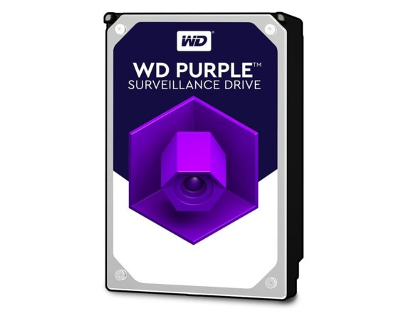 Western Digital HDD Purple 12TB 3,5'' 256MB SATAIII/7200rpm