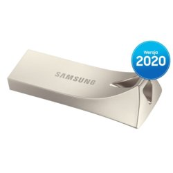 Samsung Pendrive BAR Plus USB3.1  64 GB Champaign Silver