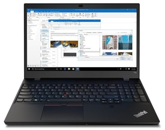 Lenovo Laptop ThinkPad T15p G1 20TN002DPB W10Pro i7-10750H/16GB/512GB/GTX1050 3GB/LTE/15.6 FHD/Black/3YRS Premier Support