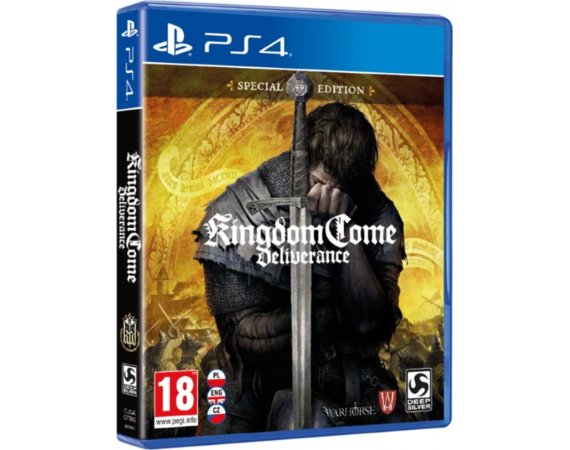 CD Projekt Gra PS4 Kingdom Come: Deliverance