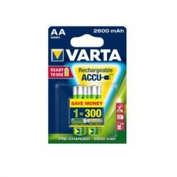 Varta Akumulatory R6 2600mAh 2szt professional ready 2 use