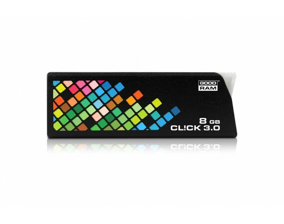 GOODRAM CL!CK   8GB USB3.0 Black
