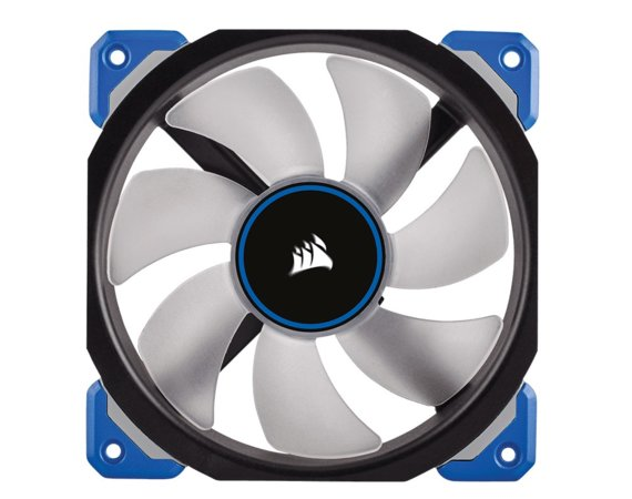 Corsair Wentylator Air Series ML120 PRO LED BLUE 120mm Premium Magnetic Levitation Fan
