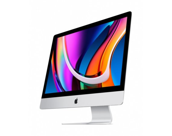 Apple 27 iMac Retina 5K: 3.1GHz 6-core 10th Intel Core i5, RP5300/256GB