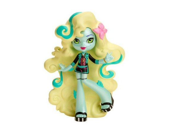 MONSTER HIGH Winylowe figurki Lagoona