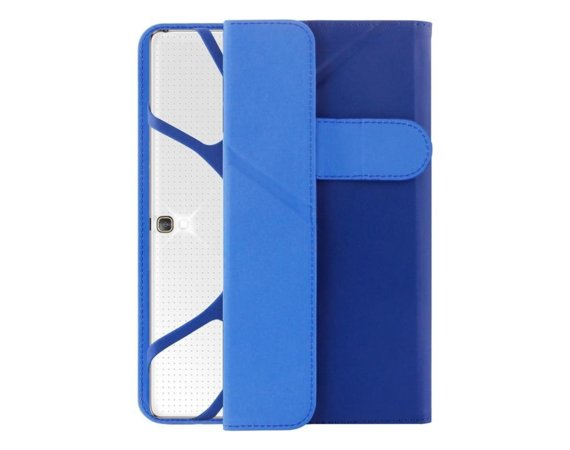 "PURO Universal Booklet Easy etui tablet 10.1"" blue"