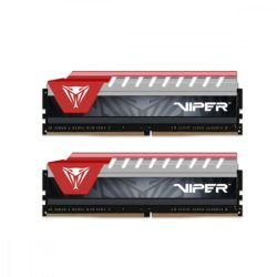 Patriot DDR4 Viper ELITE 2X4GB 2800MHz CL16 RED