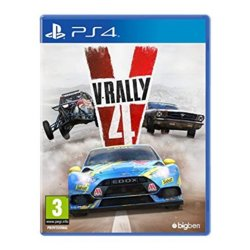 CD Projekt Gra PS4 V-Rally 4