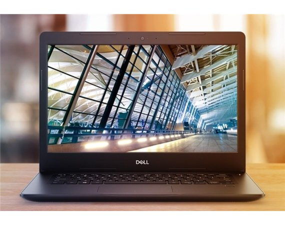 "Dell Latitude 3490 Win10Pro i3-7130U/256GB/8GB/Intel HD620/14.0""FHD/KB-Backlit/4-cell/3Y NBD"