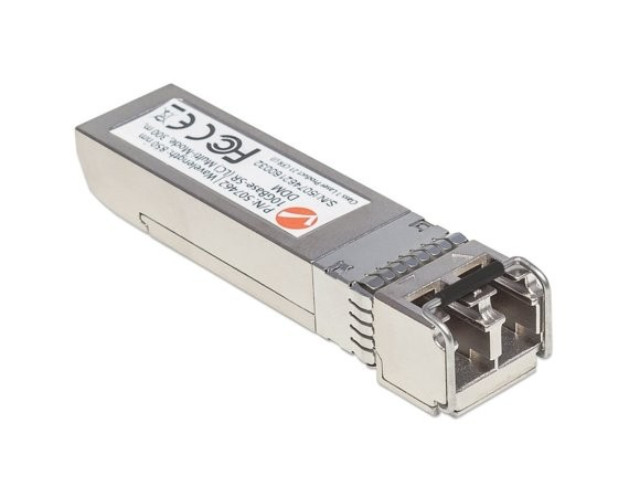 Intellinet Moduł Mini GBIC SFP+10G Base-SR LC Wielomodowy 850nm