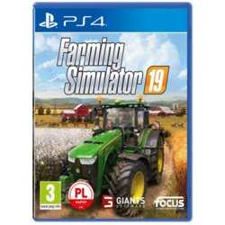 CD Projekt Gra PS4 Farming Simulator 2019