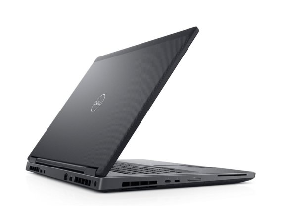 Dell Notebook Precision M7730 Win10Pro i7-8750H/256GB SSD/8GB RAM/17,3 FHD/SCR/3Y NBD
