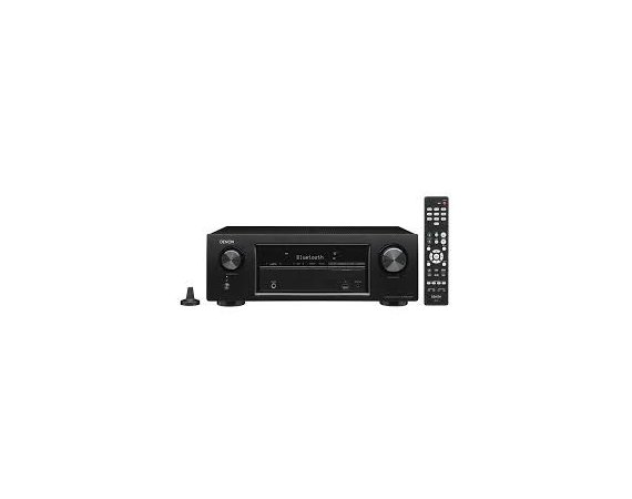 DENON AVR-X540BT + Wilson Cinematic wenge