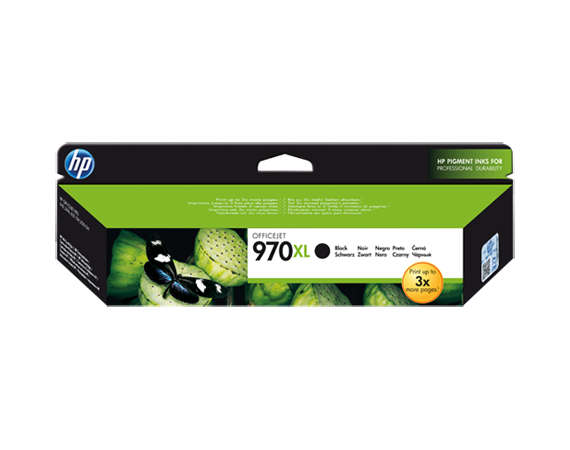 HP Inc. Tusz nr 970XL - CN625AE Black