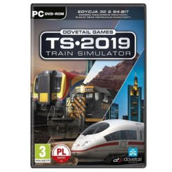 CD Projekt Gra PC Train Simulator 2019