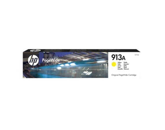 HP Inc. Tusz nr 913A Yellow F6T79AE